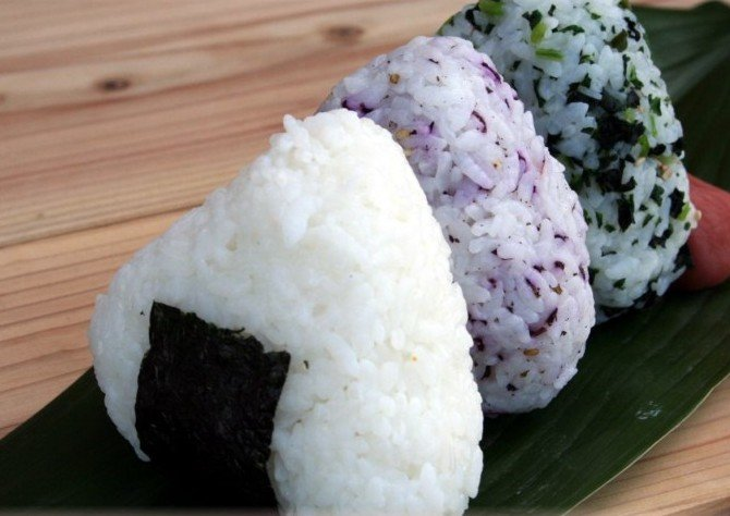 Рецепт онигири в домашних условиях с фото