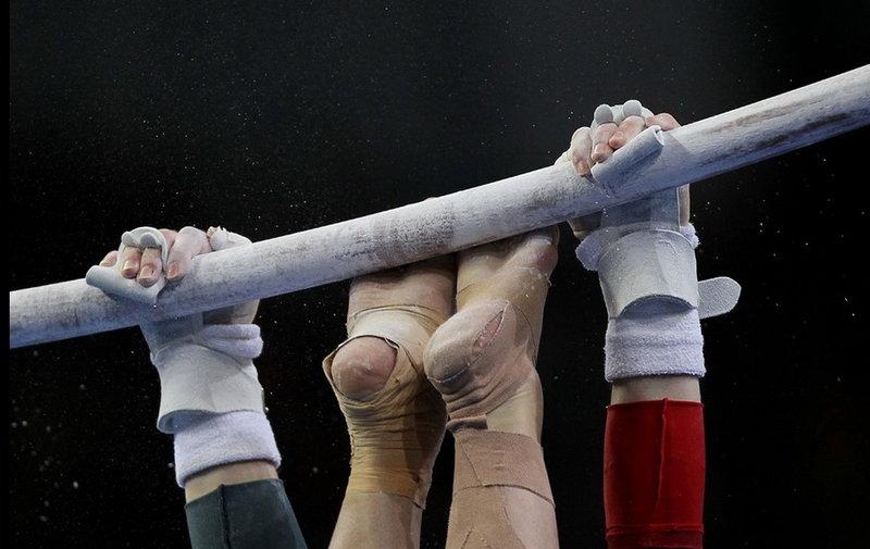 Первые юношеские Олимпийские игры в Сингапуре. Спортивная гимнастика