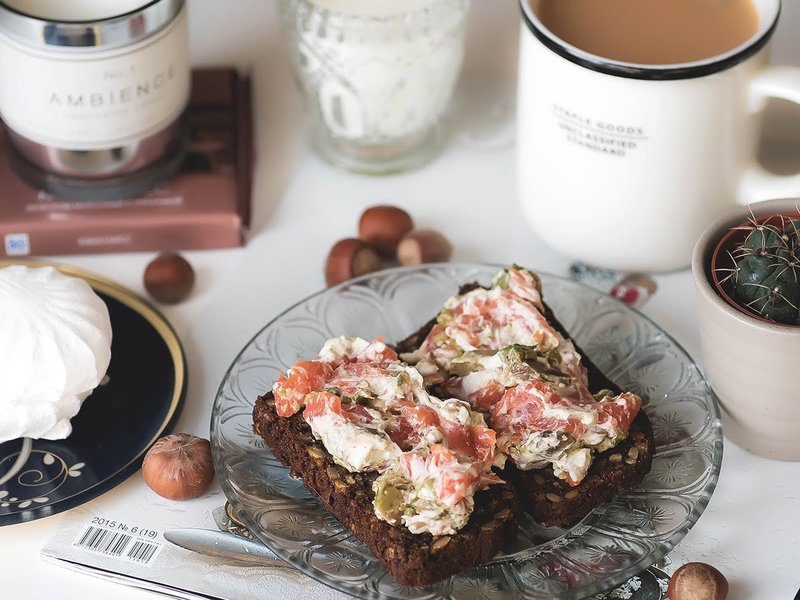 Полезный завтрак | juliesecret
