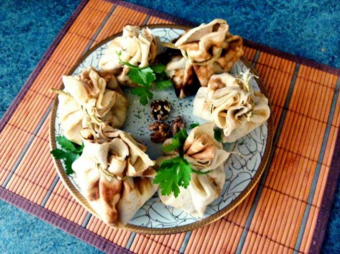 рецепт оригинального жульена в лаваше