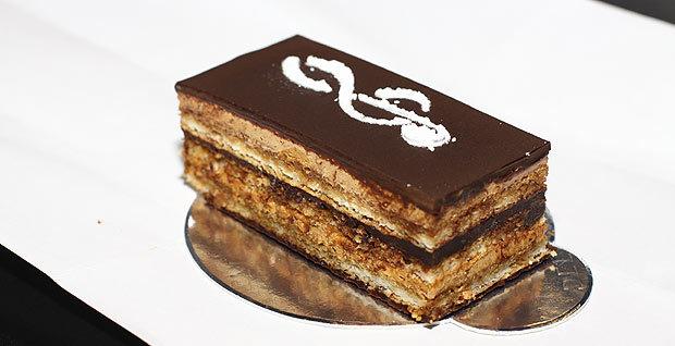 рецепт пирожного Опера