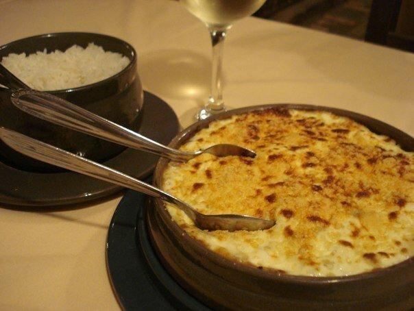 Рецепты португальской кухни Треска со сливками