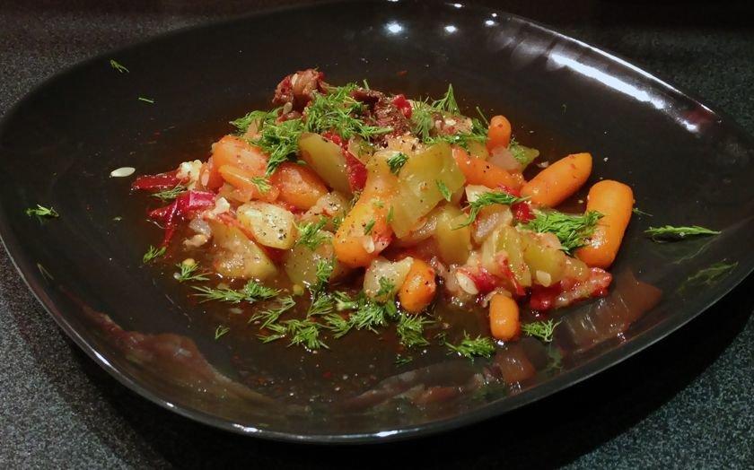 Подобные блюда весьма вкусные, полезные и достаточно просты в приготовлении.