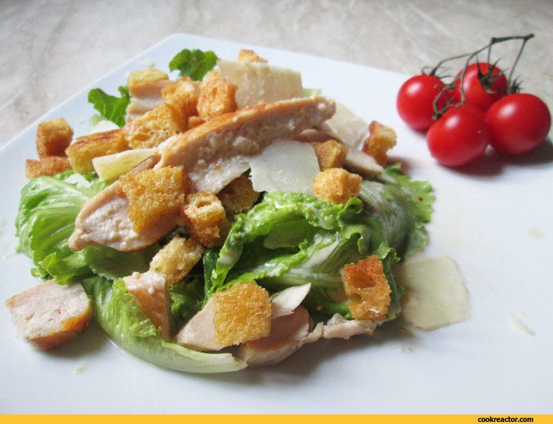 Салаты и вторые блюда рецепты с фото