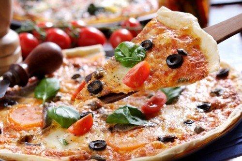 Самая итальянская пицца: 5 рецептов / Простые рецепты