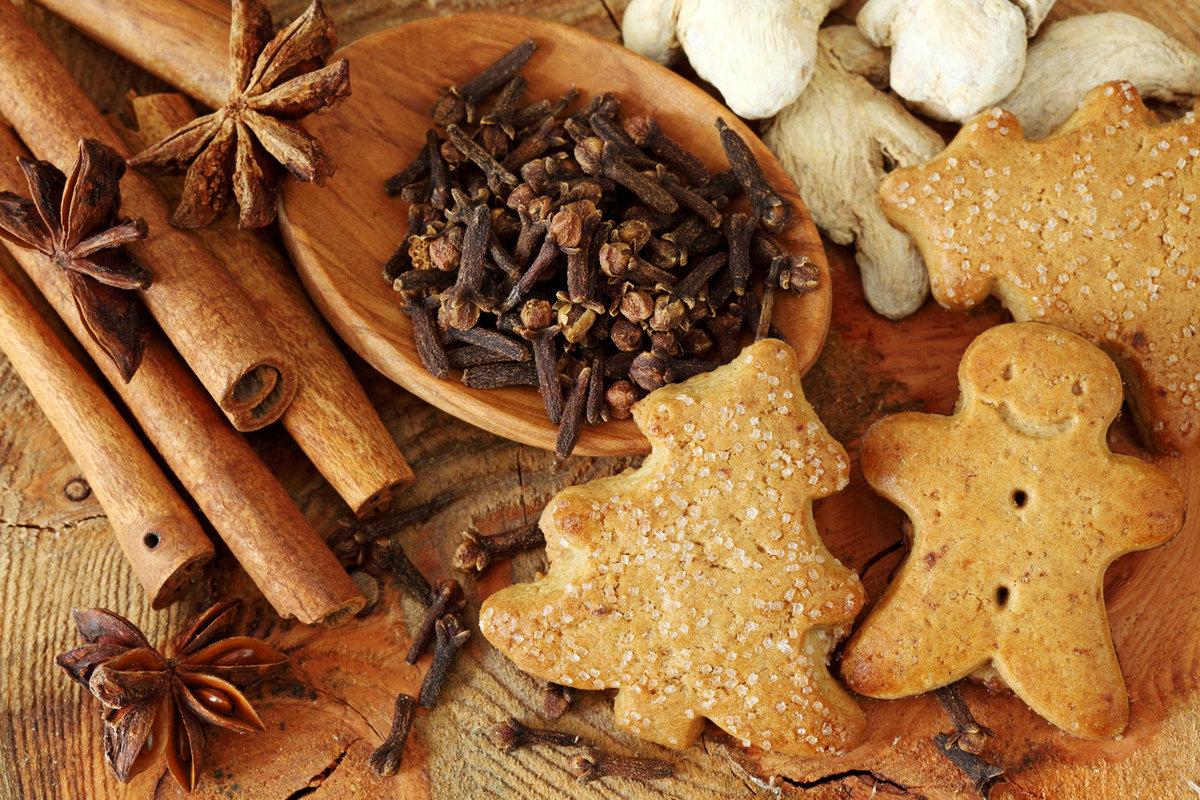 Vegetariancook: Веганское рождественское имбирное печенье