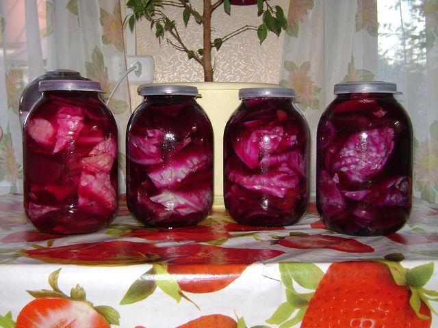рецепт как солить капусту на зиму