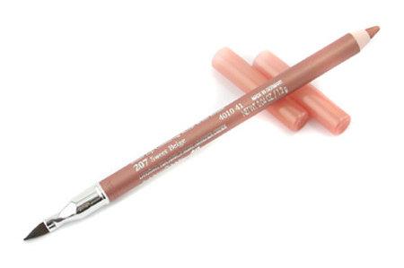 Деревянный карандаш с кисточкой