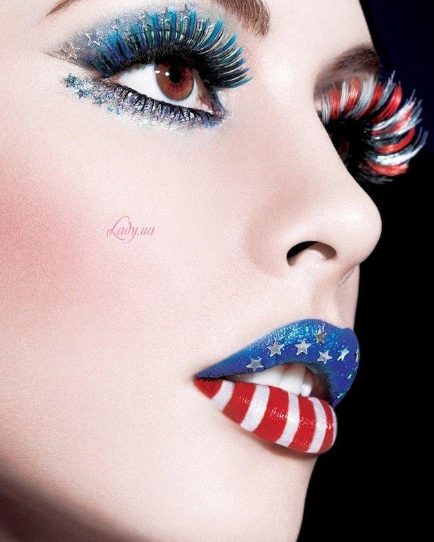 Календарь арт-макияжа от Maybelline New York