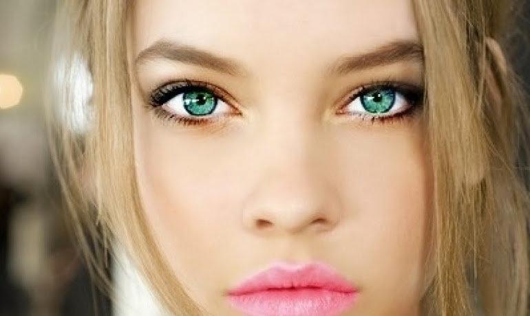 макияж для блондинок пошагово