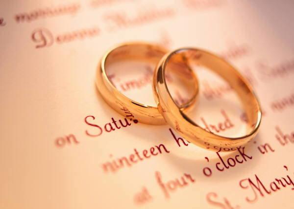 Обручальное кольцо — гладкое или узорчатое