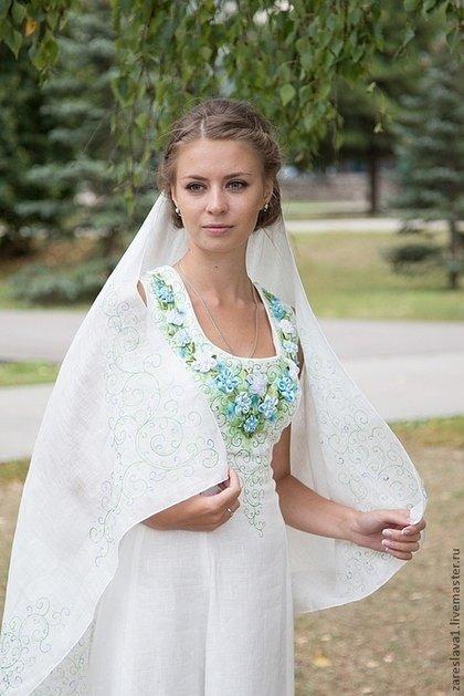cd136496709 Купить Венчальный наряд для Одежда и аксессуары ручной работы. Ярмарка  Мастеров - ручная работа. Купить Венчальный наряд для
