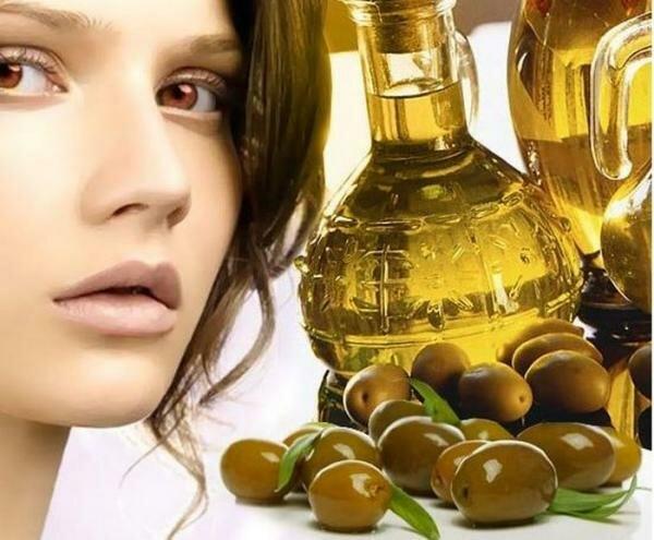 Оливковое масло для кончиков волос – предотвращает сухость, питает, защищает от вредного действия окружающей среды.