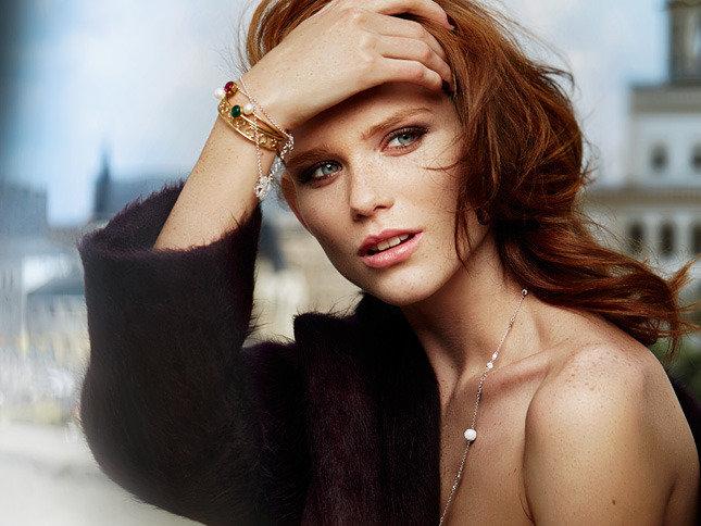 Осенний марафет: мастер-класс по макияжу для блондинок, шатенок и рыжих   Glamour.ru