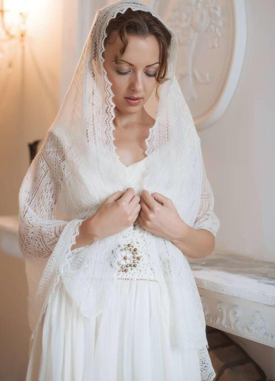 образ невесты для венчания фото пингвинчик это время