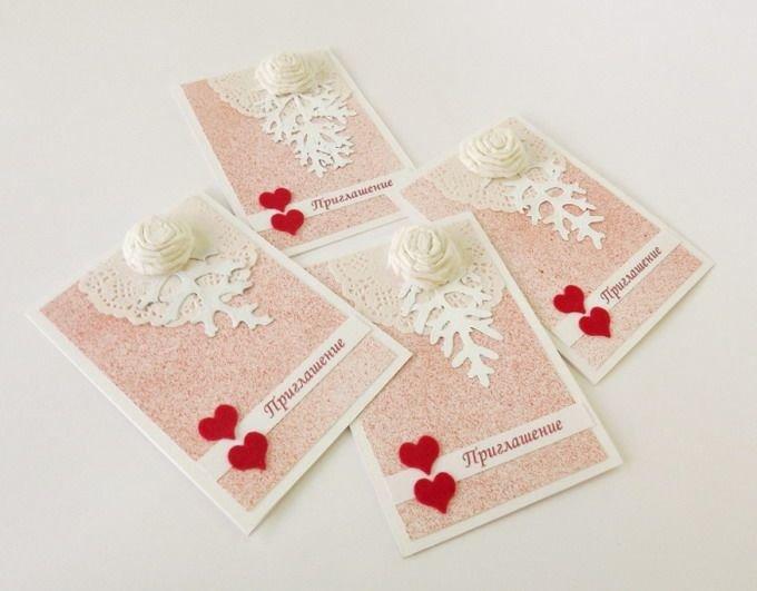 Пригласительные на свадьбу своими руками приглашения, поделки из туалетной бумаги: креативная роза (мастер-класс на видео)
