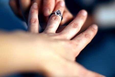 Современный этикет помолвки | Кольца, Психология - У Нас Свадьба