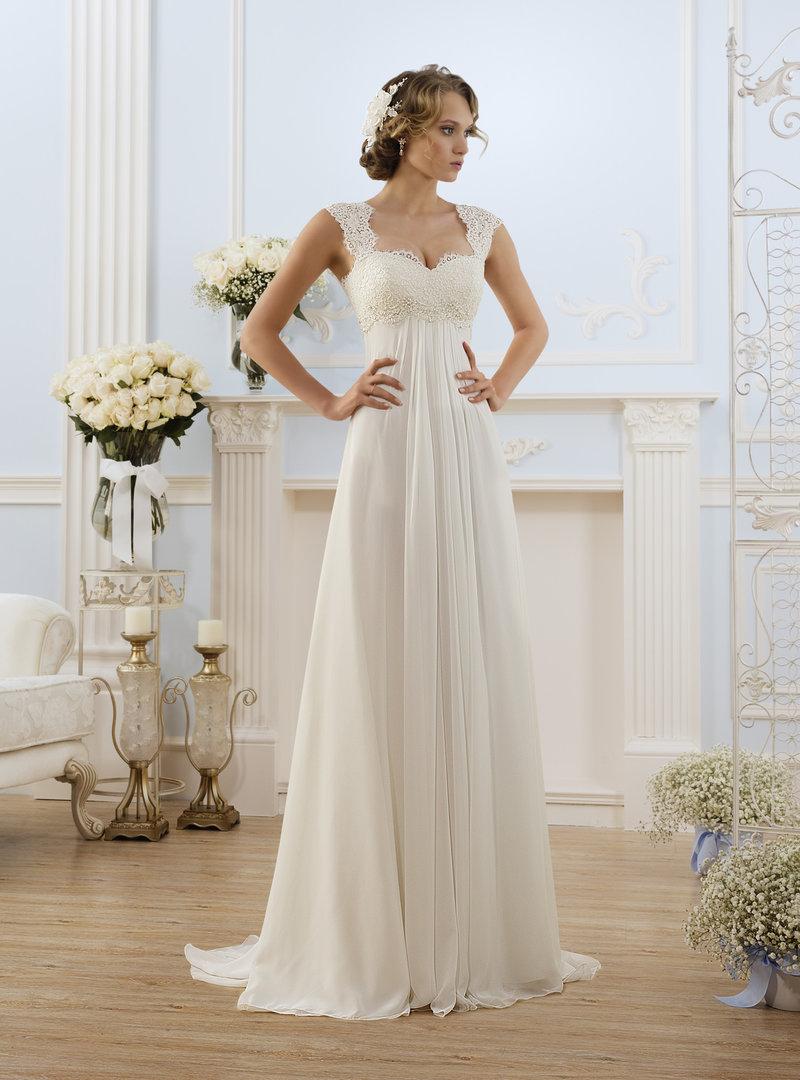Свадебные платья для беременных осень-зима 2015-2016, как выбрать свадебное платье для беременной, модели свадебных платьев для беременных 2016. - Свадебный сезон