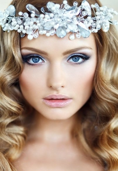 Свадебные прически на длинные волосы фото — Spassk-woman.ru