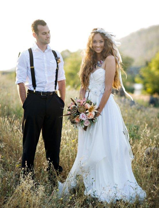 Свадебные тренды-2014: свадьба в стиле бохо