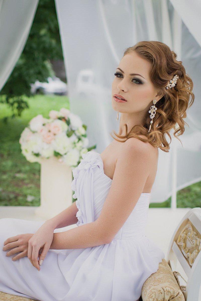 Свадебный стилист Вероника Харламова - Санкт-Петербург