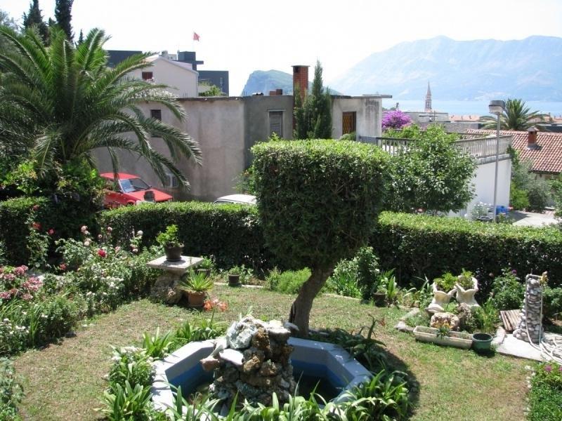 Фонтан, причудливые деревья... все тонкости средиземноморского дизайна