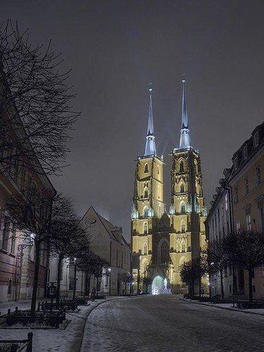 вроцлавский собор польша