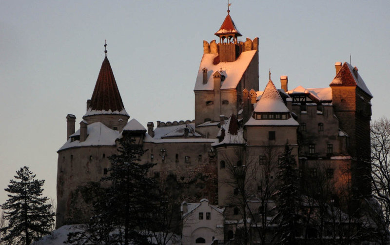 Лучшие места для встречи Нового года в Европе.