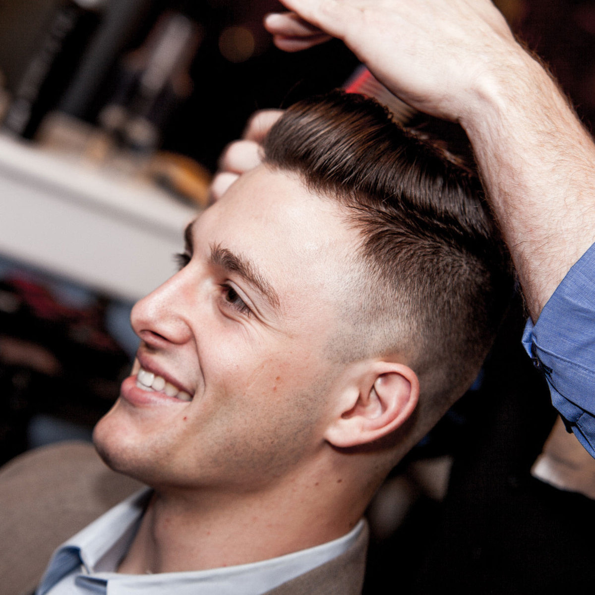 the right haircut for you Here you go men, these are the tips on how to choose the right haircut for you we hope it was informative and fun to read however, do not forget that not a single haircut will look good on you if you do not like it yourself and do not rock it with confidence.