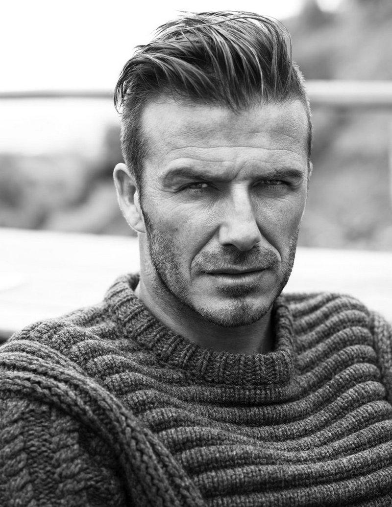 Модные мужские стрижки 2016: 46 фото на короткие волосы