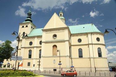 плоцк собор успения девы марии польша