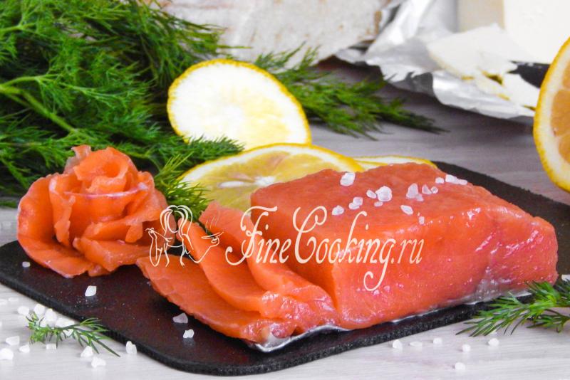 Блюда из кижуча рецепты с фото