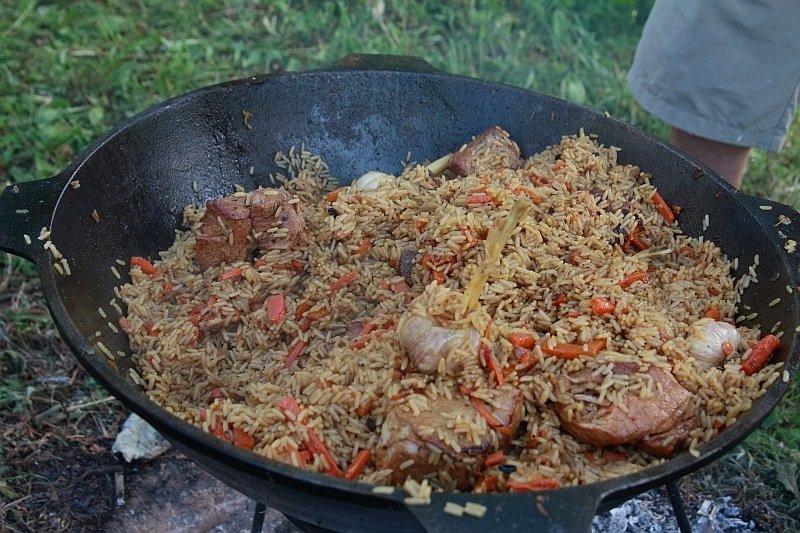 Самый вкусный плов из баранины рецепт с фото
