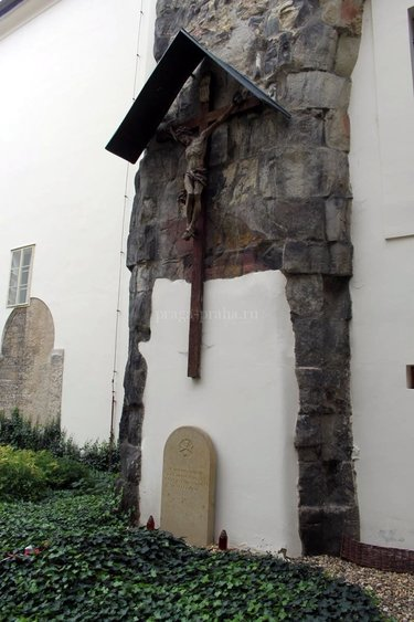 церковь девы марии под цепью прага