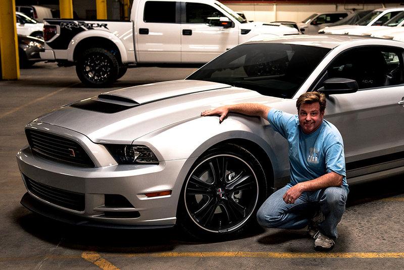 Чип Фуз и его Foose Design Mustang