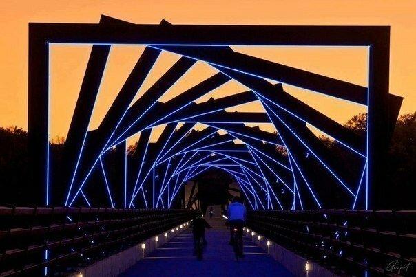 Мост в Мадриде
