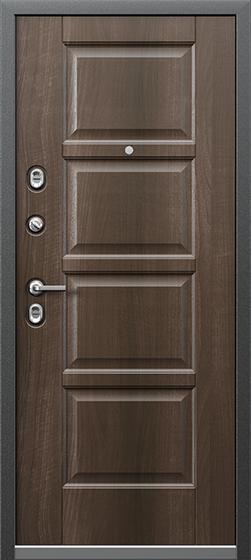 Стальная дверь Torex Professor 3 02 PP. В наличии от 46 410 рублей. Звоните: ☎ 8 800 100 45 05. Гарантия до 7 лет!
