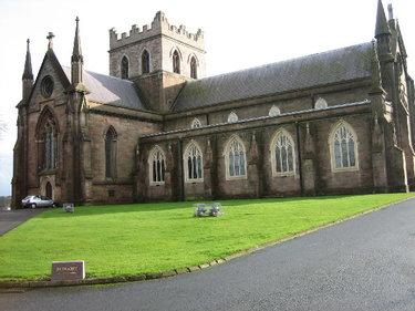 католическая церковь в ирландии