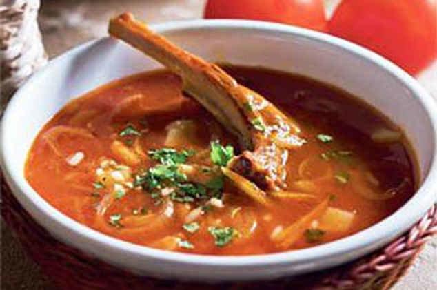 яндекс как приготовить суп харчо