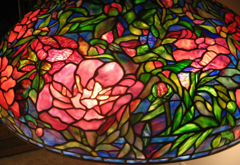 stained glass essay