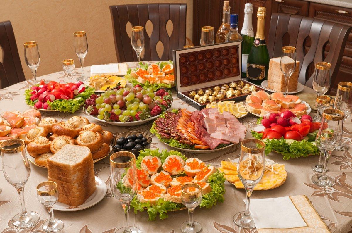 Поздравительные, картинки с угощением для друзей