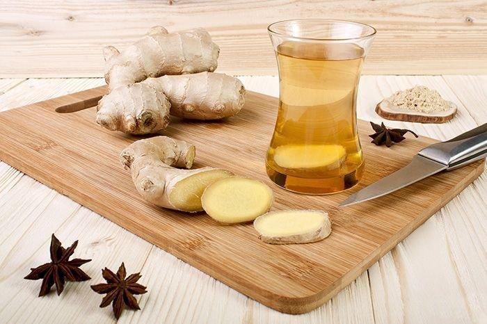 Вы узнаете, как приготовить зелёный чай из имбиря. В народе ...