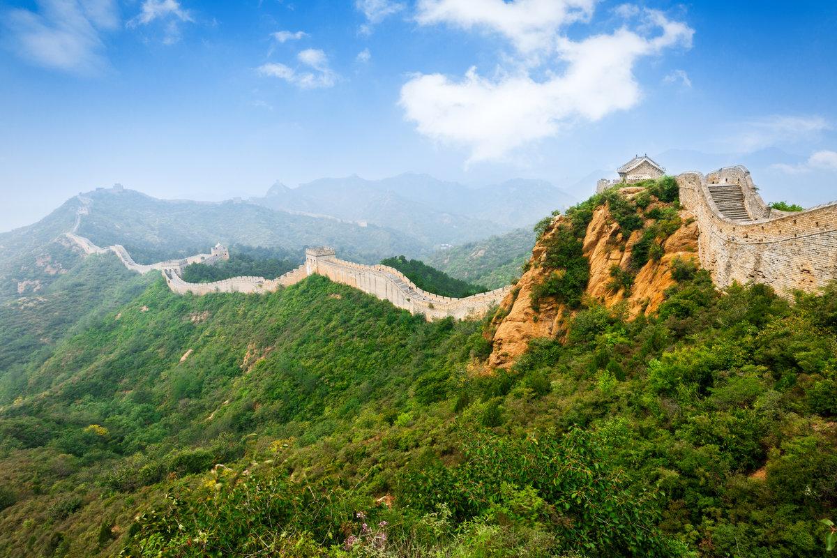 Красивые фото китайской стены