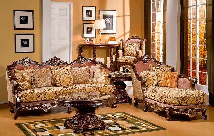 Викторианский стиль в интерьере: фото и основные черты Гостиная в английском стиле