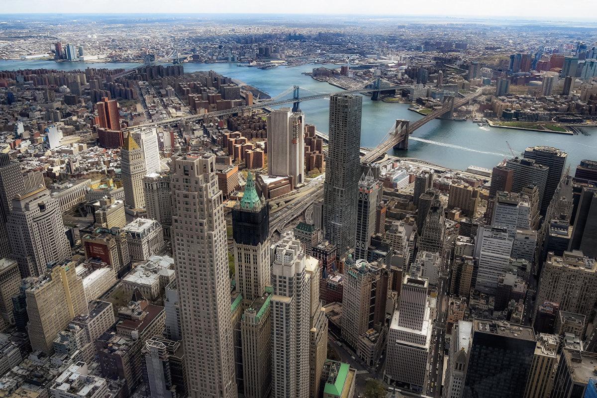 Объемные картинки для глаз города