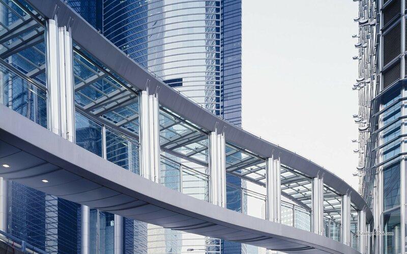 Современная архитектура - Обои для рабочего стола Современная архитектура