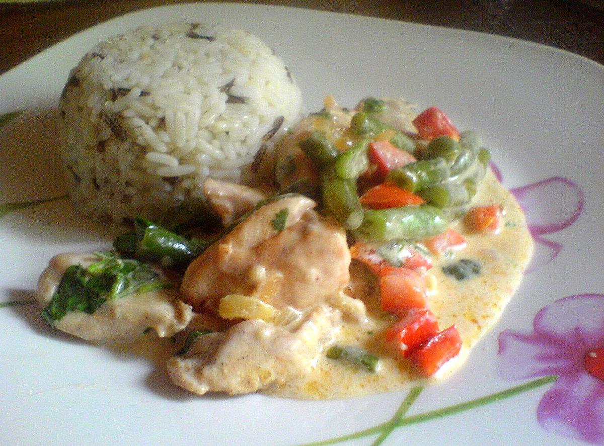 рецепты блюд из филе курицы с фото