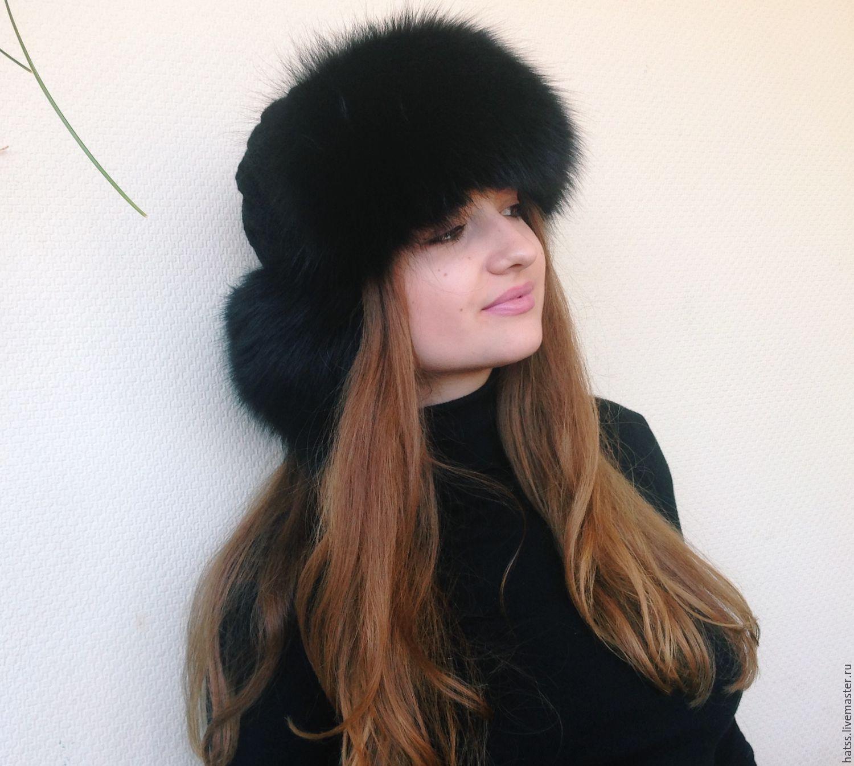 шапки-ушанки женские фото