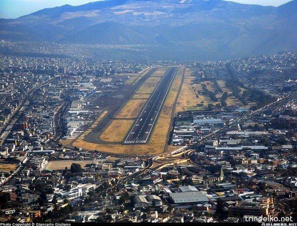 Аэропорт Жозе де Сюкр, Боливия