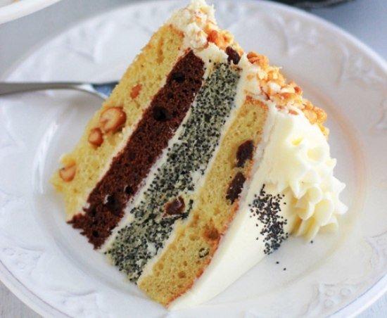 торт императорский рецепт с фото пошагово